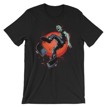Moon Rider Short-Sleeve Unisex T-Shirt