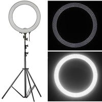 "18"" LED Ring Light Dimmable Photo, Video, MakeUp, Youtube, Portrait and Photography Lighting"