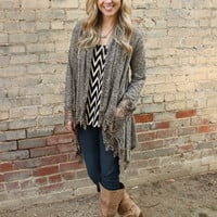 Fall is Here Cardigan