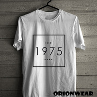 The 1975 Shirt The 1975 Band T Shirt Tee Black and White Color Unisex - NT1