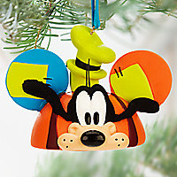 Goofy Ear Hat Ornament