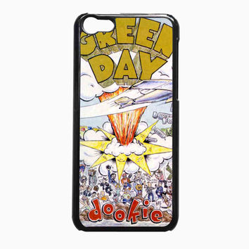 Dookie Album Animation Green Day 4a82c0c0-1b17-4e6e-bb65-b90de790fbea FOR IPhone 5C CASE *RA*