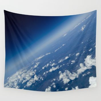 infinite space Wall Tapestry by VanessaGF
