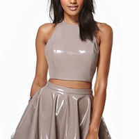 Nasty Gal Virtuosity Crop Top