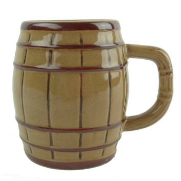 Beer Barrel Stein Shot Glass