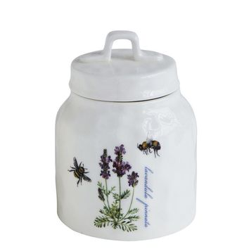 Small Lavender Jar By Creative Coop