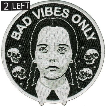 Addams family patch