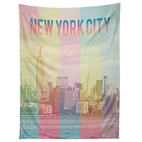Catherine McDonald New York City Tapestry