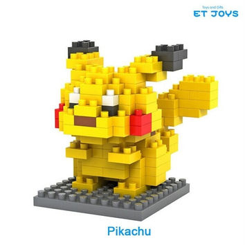 LOZ Blocks Diamond Building Blocks Action Figure Teenage Mutant Ninja Turtles Minions Animal 3D Bricks learning toys = 1946277764