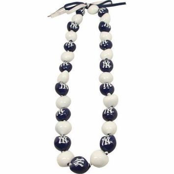 Kukui Nut Lei, New York Yankees