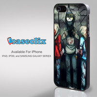 Creepypasta Ticci Toby dead for Smartphone Case