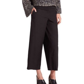 New EILEEN FISHER MILANO Viscose Knit Pants  Size M✨ RT $238 ✨ M46930