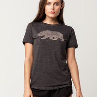 THE NORTH FACE Natural World Womens Ringer Tee | Graphic Tees