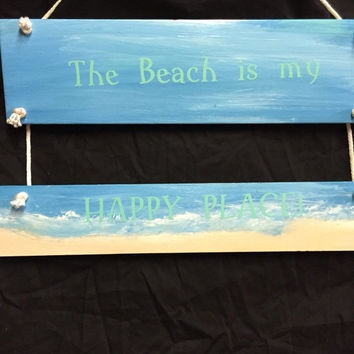 FALL BLOWOUT SALE Custom Wall Hanging Signs -Beach  Sign - Quotes - Wall Hangings - Porch Decor - Wedding Gifts - Shower Gift Ideas - Jack J