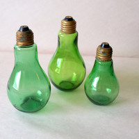 VINTAGE IDEAS // MODERN // Green // Retro // by ACESFINDSVINTAGE