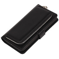 Leather Removable Wallet Magnetic Flip Card Case Cover for iPhone 7 6s Plus Hot