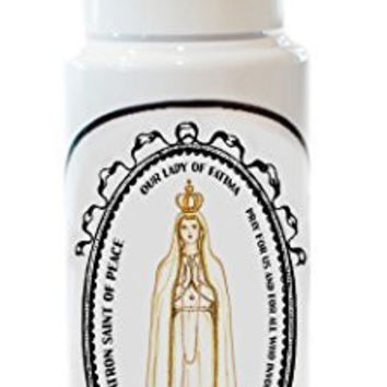 Our Lady of Fatima Patron of Peace Fragrant Prayer Oil