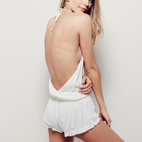 Free People Camille Playsuit