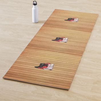TEE Country Boots Yoga Mat