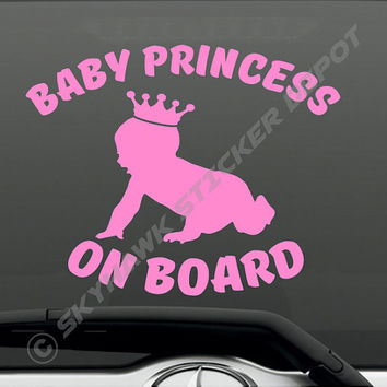 Shop Girl Bumper Stickers On Wanelo - Car sticker decal for girls