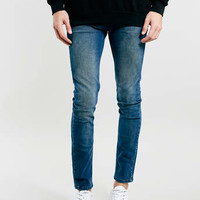 GREEN CASTE STRETCH SKINNY JEANS - New This Week - New In