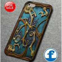 Steampunk Book cover   for iphone, ipod, samsung galaxy, HTC and Nexus Case