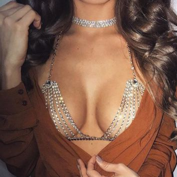 Diamond Bra