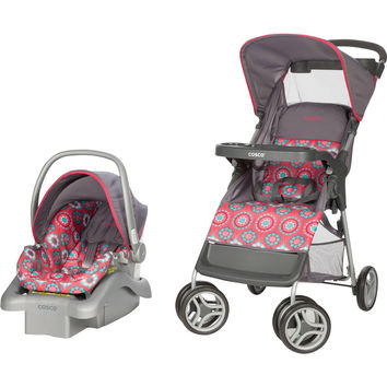Cosco Lift & Stroll Travel System - Posey Pop - TR355DCC