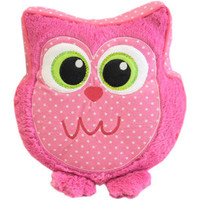 Walmart: Owl Decorative Pillow
