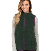 Life is good Cozy Sherpa Vest