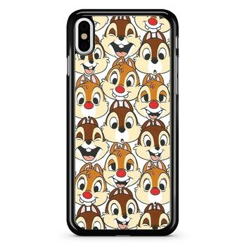 Chip And Dale iPhone X Case