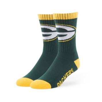 Green Bay Packers Bolt Socks By '47 Brand