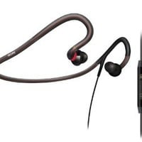 Philips ActionFit SHQ4017/28 Sports Neckband Headset, Colors May Vary (Discontinued by Manufacturer)