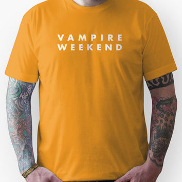 Vampire Weekend logo Tee Unisex T-Shirt