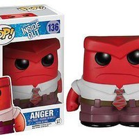 Funko Pop Disney: Inside Out - Anger Vinyl Figure