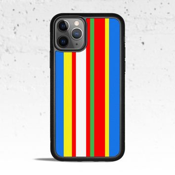Primary Stripes Phone Case for Apple iPhone