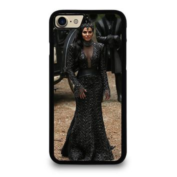 ONCE UPON A TIME EVIL QUEEN iPhone 4/4S 5/5S/SE 5C 6/6S 7 8 Plus X Case