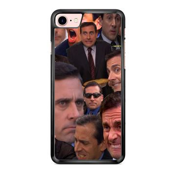Michael Scott Collage 2 iPhone 7 Plus Case