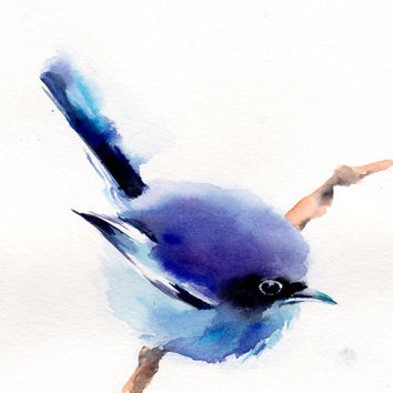 how to draw abstract art birds