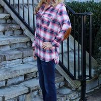 Farmer's Daughter Patched Up Plaid