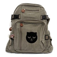 Backpack - Sleepy Watson the Cat - Small Lightweight Backpack