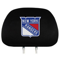 New York Rangers Head Rest Covers