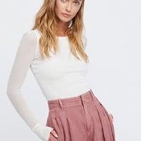 Turn It Up Layering Top
