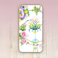 Enchanted Forest Phone Case For - iPhone 6 Case - iPhone 5 Case - iPhone 4 Case - Samsung S4 Case - Tough Case - Matte Case - iPhone 6 Plus