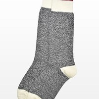 Over The Knee Marled Sock