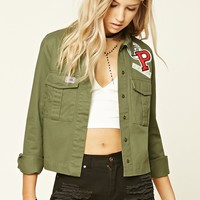 1886 Patch Jacket
