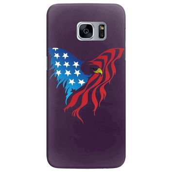 american eagle usa flag Samsung Galaxy S7 Edge