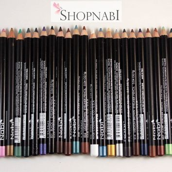 [Brand New] 24pcs Nabi High Quality Eyebrow and Eyeliner Pencil