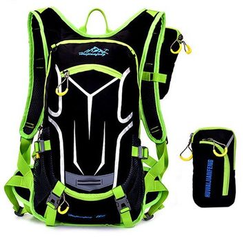 Hot Sale Multifunctional Waterproof Outdoor Travel Sport Backpack Fixed Gear Cycling Bag