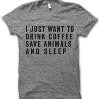 I Just Want To Drink Coffee